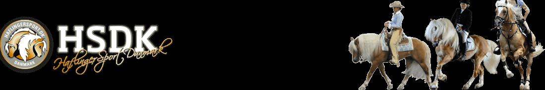Haflinger Sport Danmark Logo